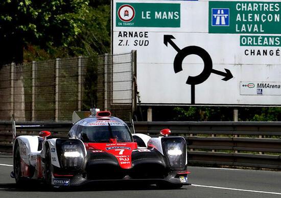 24 Ore di Le Mans 2017: Toyota batte la pole del 2016 nei test