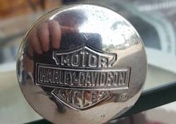 HD Pedana Guidatore Harley-Davidson
