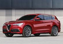 Nuovo SUV Alfa Romeo: ecco come potrà essere