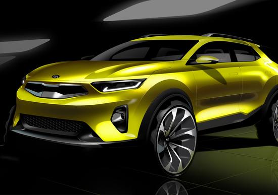 Kia Stonic, si chiama così il nuovo B-SUV