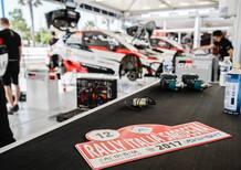 WRC17 Italia Sardegna. Spettacolo da capogiro all'Isola Infinita