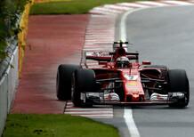 F1, GP Canada 2017, FP3: Rosse a mani basse