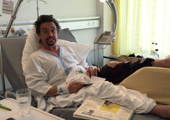 Aggiornamento incidente Hammond: nulla di grave