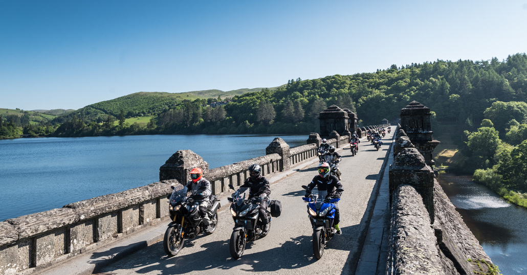 Destination Yamaha: il Galles