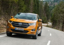 Ford Edge | Test drive #AMboxing