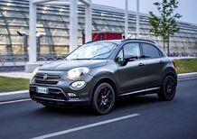 """Fiat 500X S-Design, serie speciale per la """"offroad"""""""