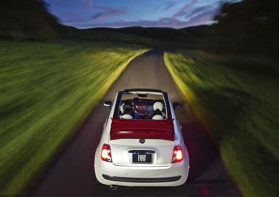 Anche tra le usate, anche tra le Cabrio, la regina del mercato è lei Fiat 500