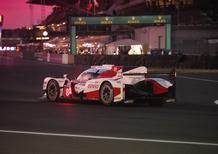 24 Ore di Le Mans 2017: Toyota TS050 in foto-live