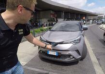 Toyota C-HR: il viaggio da Milano alla Le Mans 2017 per l'ibrido dei record [Video]