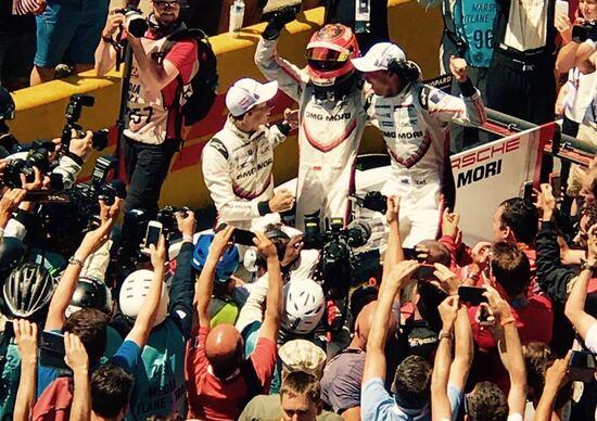 24 Ore di Le Mans 2017: vince Porsche