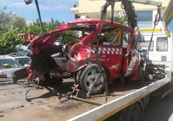 Incidente mortale in un Rally a San Marino: scomparso il pilota