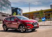 Nissan Qashqai 2017 restyling: nuova nel look e nelle dotazioni [Video Primo Test]