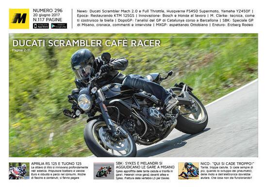 Magazine n° 296, scarica e leggi il meglio di Moto.it