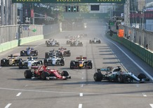 F1, GP Azerbaijan 2017: Hamilton e Vettel dietro la lavagna