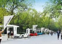 Parco Valentino Salone & Gran Premio 2015: al via a Torino la festa dei motori