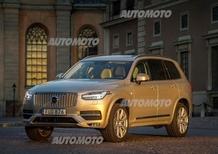 Volvo: 35 XC90 per le nozze tra il principe Carl Philip di Svezia e Sofia Hellenqvist