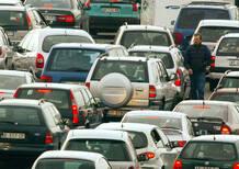 L'auto degli italiani: una su cinque non è in regola