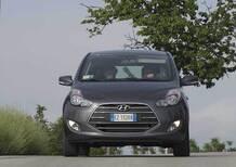Hyundai Genesis, i40, i30 Turbo, i20 Coupé e ix20