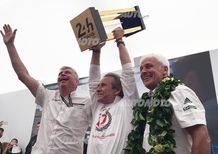 Jacky Ickx: «24 Ore di Le Mans e MotoGP, il vero motorsport esiste ancora!»