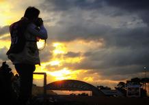 Le Mans, il sogno di un bambino dagli occhi di un fotografo