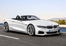BMW Z5: se fosse così?