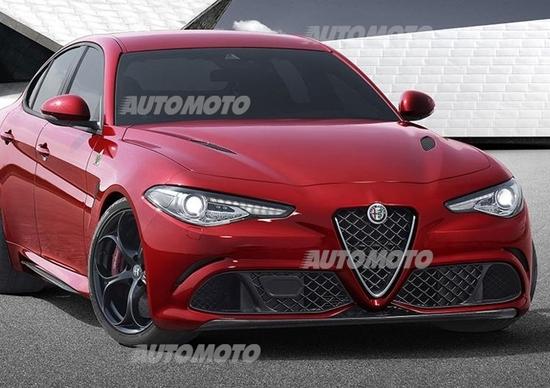 Alfa Romeo Giulia: il Biscione è tornato alla gloria [tutte le foto e i dettagli]