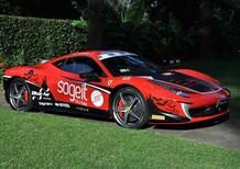 Transfagarasan Speed World Record: una Ferrari nel regno di Dracula