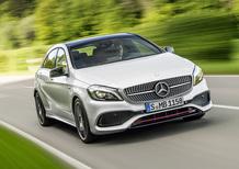 Mercedes Classe A: ecco il restyling