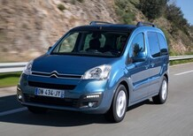 Citroen Berlingo restyling