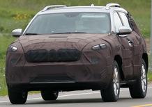 Jeep Cherokee: il facelift atteso per la primavera