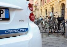 Car2go apre le iscrizioni anche a Bologna
