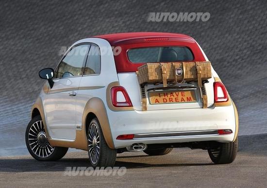 Fiat Nuova 500, un esemplare unico va all'asta