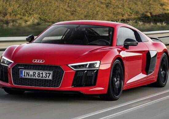 Nuova Audi R8 Prove Automotoit