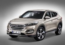 Hyundai Tucson: ecco i prezzi per l'Italia