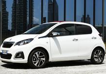 Peugeot 108: anche nel 2015 la piccola del Leone diventa Car-aoke