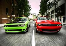 Dodge Charger e Challenger SRT Hellcat: raddoppiata la produzione per il 2016