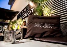 Il Vicolo by Peugeot: il Leone sbarca a Riccione
