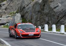 Ferrari, Guinnes World Record sulla Transfagarasan!