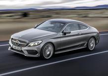 Mercedes Classe C Coupé: ecco la nuova nata di Stoccarda