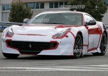 Ferrari F12 GTO Speciale: eccola in anteprima!