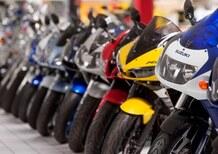 Vendita moto usate: aumentate a giugno