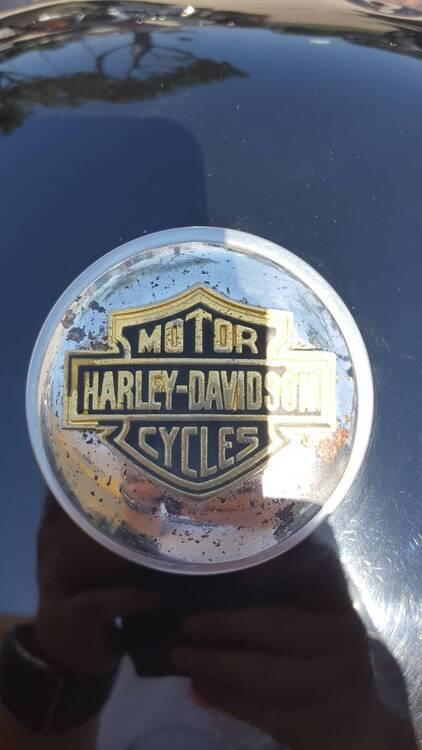 Serbatoio Sportster 1000 Harley-Davidson (4)