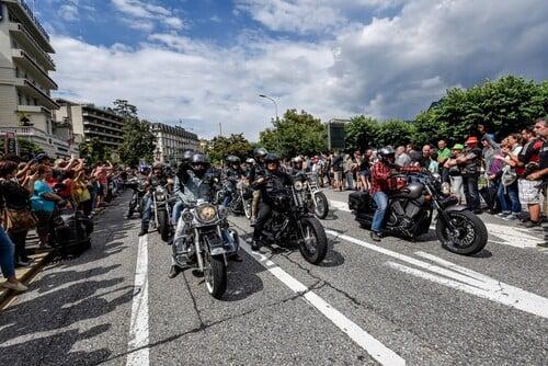 Grande successo a Lugano per l'HOG European Rally (7)