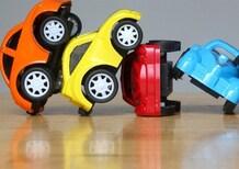Indennizzo diretto anche per incidenti con più veicoli coinvolti