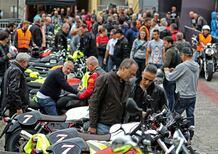 Moto Guzzi Open House, già oltre 6000 i visitatori