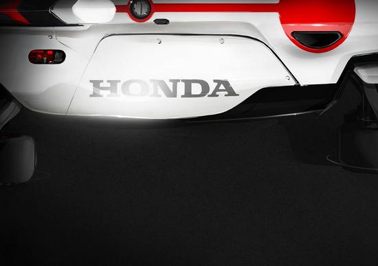 Honda Project 2&4: in arrivo la supercar con il motore della MotoGP!