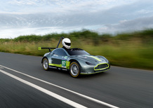 Aston Martin V8 Vantage GTE, una versione speciale alla Red Bull Soapbox Race