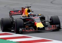 F1, il bello e il brutto del GP d'Austria 2017
