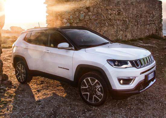 Jeep Compass Business, novità per i professionisti - News ...