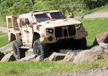 Oshkosh L-ATV, ecco il nuovo veicolo tattico dei Marines